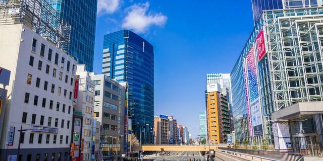 仙台駅前通り