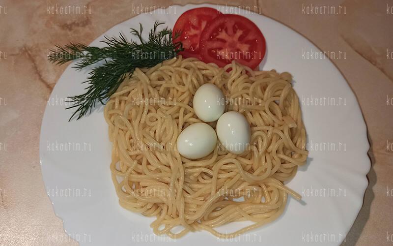 الصورة 11 كيفية طهي السباغيتي