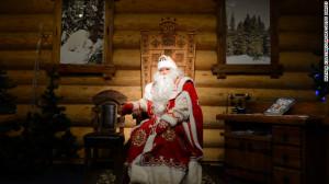 Noel Baba'nın ikametgahı