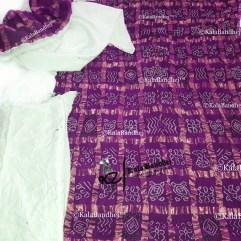 pink Gharchola DressMaterial