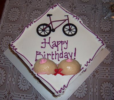 Bicycle_breast_Birthday
