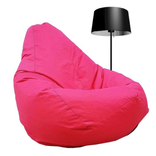 Jumbo lazy bag crveni