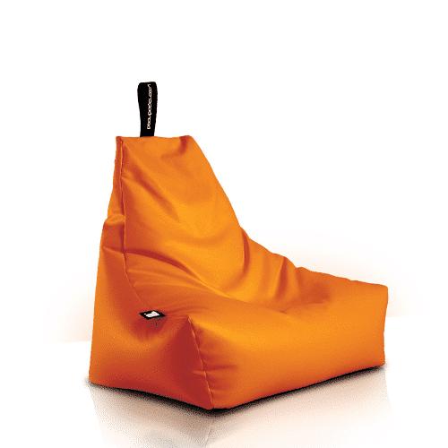 Narandžasti titan laza bag