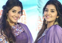 Actress Anupama Parameswaran Gallery