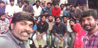 Vijay Sethupathi & Sivakarthikeyan come together