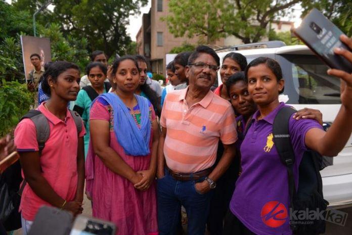 Miga Miga Avasaram Female Cops Show Photos