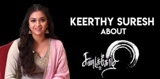 Keerthy Suresh about Sandakozhi 2