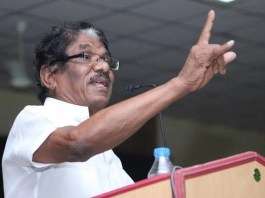 Bharathiraja angry when asked about #MeToo