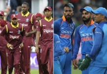 India vs West Indies 4th OD