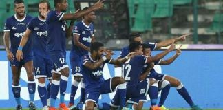 ISL Football Chennai team