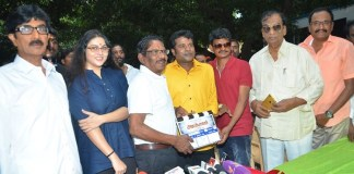 Agampaavam Movie Launch Stills