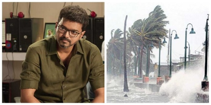 Thalapathy Helps Delta People