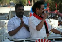 Thol Thirumavalavan in DMK