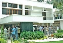 Jayalalitha Poes Garden House