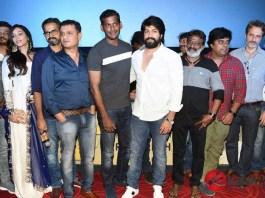 KGF Movie Trailer Launch
