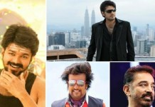 Tamil Actors Salary