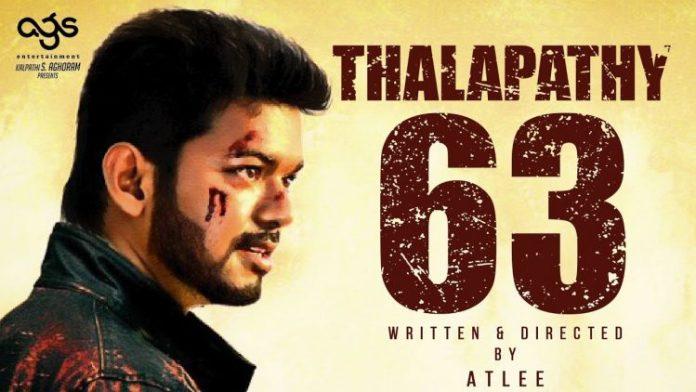 Thalapathy 63 Title