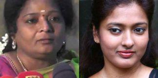 Gayathri Raghuram vs Tamilisai Soundarajan