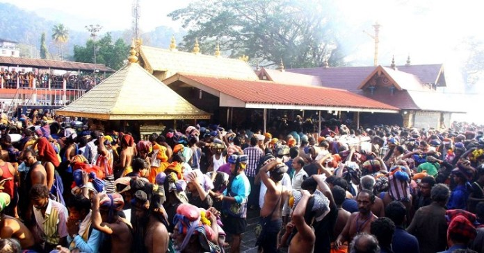 Sabarimala Temple Ladies Entry