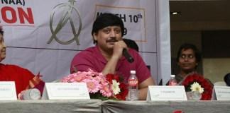Actor Prashanth at Aristocrat Marathon Chennai March 2019