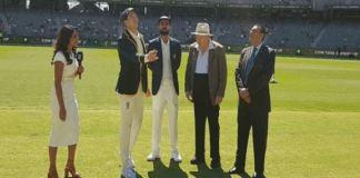 2nd Test Australia vs India