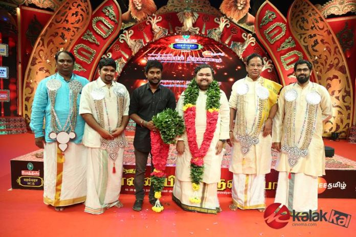 Chennaiyil Thiruvaiyaru Season 14 - Day 3 Stills
