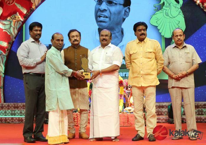 Chennaiyil Thiruvaiyaru Season 14 - Pothys Parambara Classic Awards 2018