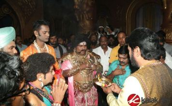 Dharma Prabhu Movie Launch