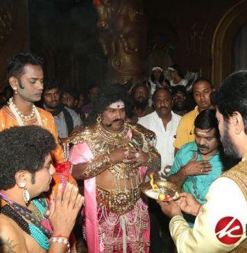 Dharma Prabhu Movie Launch