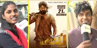 KGF Movie Public Expectation