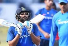 Rohit Sharma vs Australia