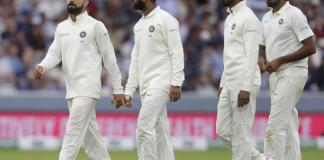 2nd Test - India Lost