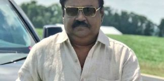 Captain Vijayakanth in USA