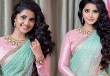 Actress Anupama Parameswaran Stills