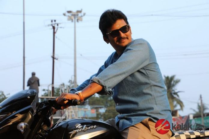 Actor Jiiva Latest Stills