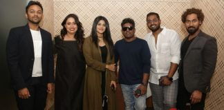 Actress Megha Akash and Yuvan Shankar Raja launched Volt Luxury Style Bar