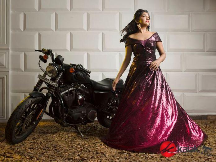 Actress Riythvika Photo Shoot
