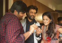 Petta Movie Working Stills