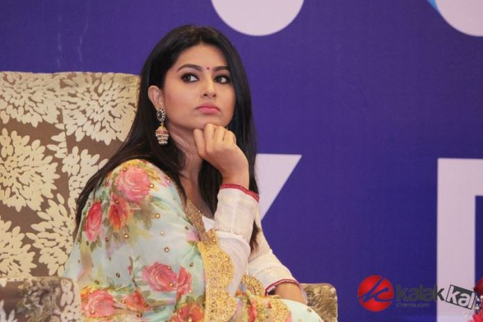 Actress Sneha at the launch of the Ryde App Photos