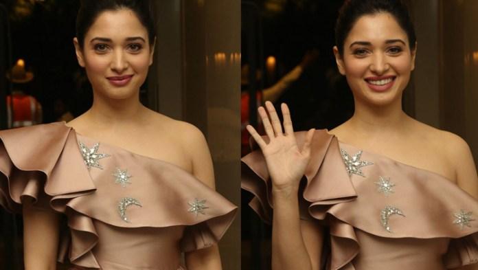 Actress Tamannaah Stills