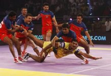 Pro Kabaddi League Final List