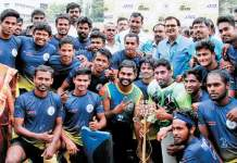 Tamilnadu Champion