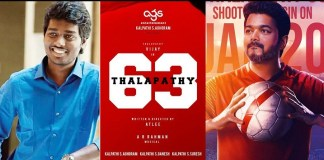 Thalapathy 63 Controversy