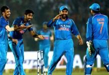 India win 5th ODI