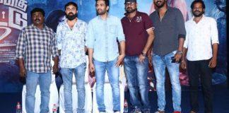Dhillukku Dhuddu 2 Movie Press Meet