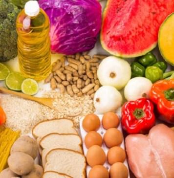 Diet's Foods