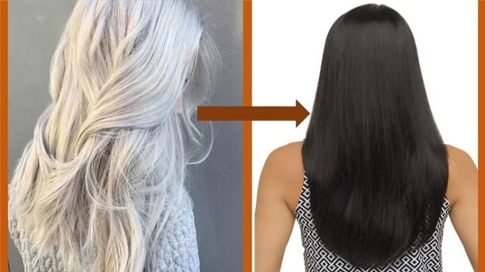 Black Hair :