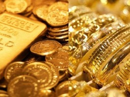 Gold and Silver Today Price