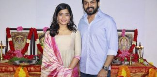 Karthi19 Movie Launch