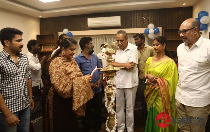 Open Theatre Production Company Office Opening Stills